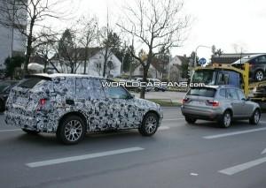 Новый BMW x3